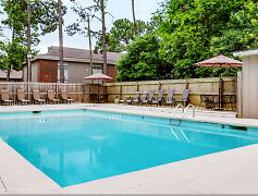 Pool, Fountain Square Apartments, 0