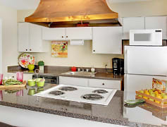 Kitchen, Colonial Park Townhomes, 0