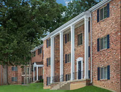 Deerfield Run, Village Square North Apartments, Laurel, MD