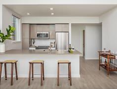 Kitchen, CityLine Apartments, 0