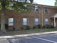 Building, Amhurst III Apartments, 0