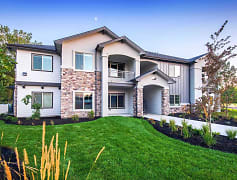 Building, Eagle River Luxury Living, 0