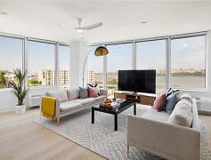 3BR B Living Area