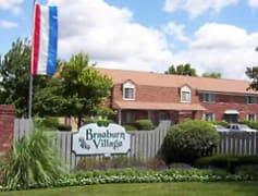Community Signage, Braeburn Village Apartments Of Indianapolis, 0
