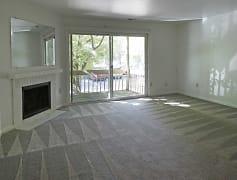 Living Room, Terra Trace Apartments, 0