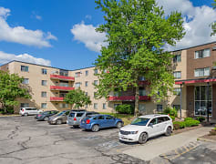 Ample Parking at Columbus Park Apartments in Bedford Heights, OH