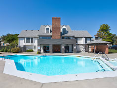 Pool, Lenexa Crossing Apartments, 0