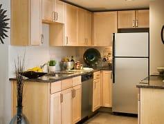 Kitchen, Clyde Manor, 0