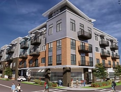 Rendering, Marketplace Apartments, 0