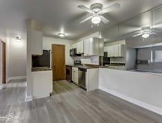 Kitchen, Wauconda Park Apartments, 0