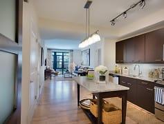 Kitchen, Flats at Bethesda Avenue, 0