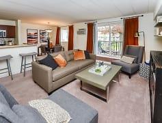 Living Room, Stonegate at Devon, 0