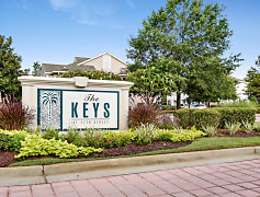 Community Signage, The Keys at 17th Street, 0