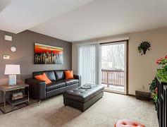 Living Room, Raintree Island, 0