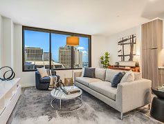 Living Room, The Residences at Bishop Place, 0