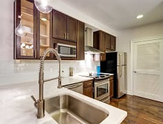 Welcome home to luxury redefined at The Law Building Apartments!