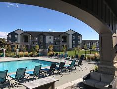 Pool, Claradon Village Apartments, 0