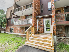 Building, Thayer Garden Apartments, 0