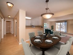 Dining Room, Cutters Grove Apartment Homes, 0