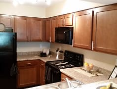 Kitchen, Eagle Creek Apartments, 0