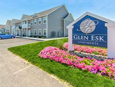 Community Signage, Glen Esk Apartments, 0