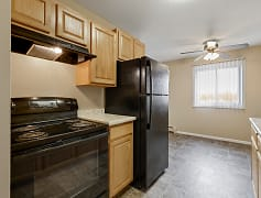 Kitchen, Northtown Village, 0