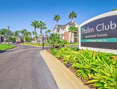Community Signage, Palm Club, 0