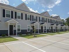 Building, Barrington Apartments, 0