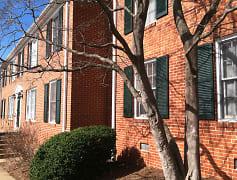 Building, Berkshire & Barter Court Apartments, 0