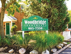 Community Signage, Woodbridge Apartments, 0