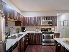 Kitchen, Reserve at Southpointe, 0