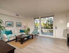 Living Room, Creekside Apartments, 0