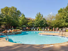 Pool, Village at Almand Creek Apartments, 0