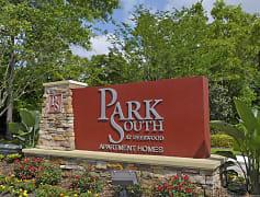 Community Signage, Park South At Deerwood, 0