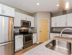 Kitchen, Sonoma Lofts, 0