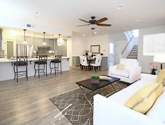 Living Room, Fairway Vista, 0