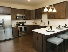 Kitchen, Liberty Pointe, 0