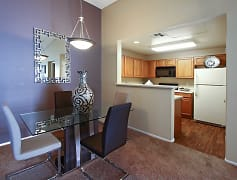 Dining Room, Sahara West Town Homes & Apartments, 0