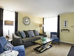 Living Room, Eastfield Townhouses, 0