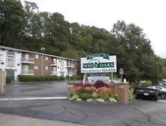 Community Signage, White Oaks Apartments, 0