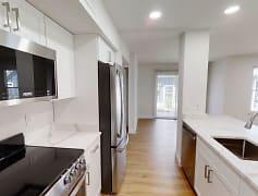 Our Premier Style Homes Feature Designer Quartz Countertops & White Cabinets