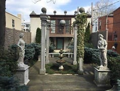 Courtyard, Rotegliano Apartments, 0