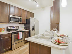 Kitchen, Sorrento Apartments, 0