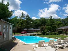 Pool, Leesburg Apartments, 0