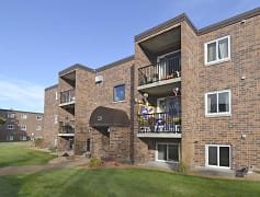 Building, Hillside Apartments, 0