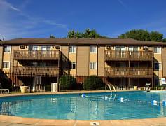 Pool, Turtle Creek Apartments, 0
