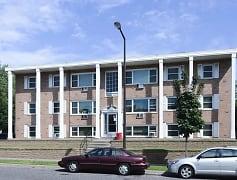 Building, Minnehaha Apartments, 0