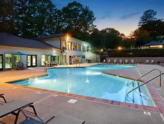 Pool, Seven Pines, 0