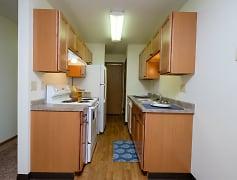 Monticello Apartments - 2 Bdrm-102 - Kitchen