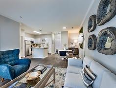 Living Room, ArtWalk CityCenter, 0